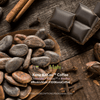 Pooki's Mahi 100% Kona KaKao™ coffee bio-based compostable pods. Ideal for environmentally conscious customers looking for earth friendly pods. Chocolate, Mocha, Cocoa, KaKao™ fit for chocolate lovers. 100 Kona Hawaii - free shipping.