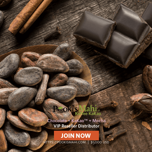 Join Pooki's Mahi VIP Reseller Distributors @ https://pookismahi.com/products/vip-reseller-distributor-pricing pay distributor pricing with free shipping for 100 Kona coffee pods. Pooki's Mahi best Kona coffee brand.
