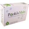 Pooki's Mahi 100 kona coffee single serve pod packaging.