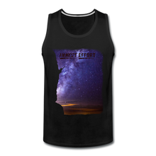 Load image into Gallery viewer, Reach For The Stars: Men's Tank Top - black