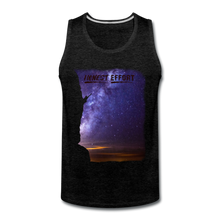 Load image into Gallery viewer, Reach For The Stars: Men's Tank Top - charcoal gray