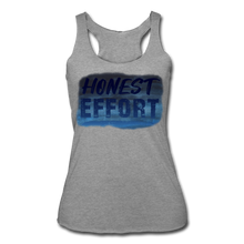 Load image into Gallery viewer, Honest Effort: Women's summer nights Tank - heather gray