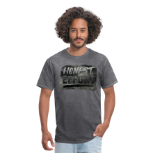 Load image into Gallery viewer, Honest Effort: Greydient Tee - mineral charcoal gray