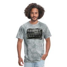 Load image into Gallery viewer, Honest Effort: Greydient Tee - grey tie dye