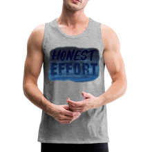 Load image into Gallery viewer, Honest Effort: Men's summer nights Tank - heather gray