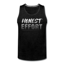 Load image into Gallery viewer, Honest Effort: Men's Greydient Tank - charcoal gray