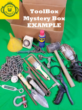 Load image into Gallery viewer, Junk Monkey Mystery Box - TOOLS