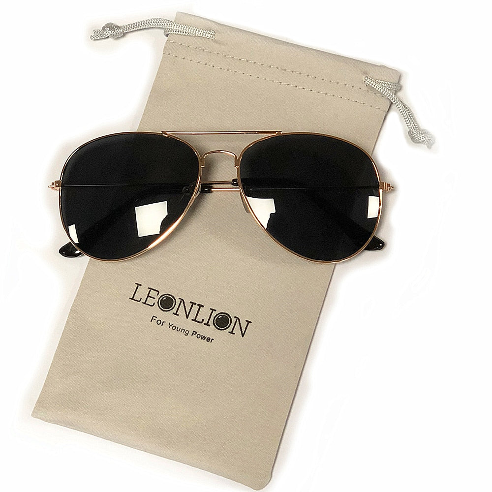 LeonLion 2019 Fashion Sunglasses Women/Men Brand Designer Luxury Sun Glasses For Women Retro Outdoor Driving Oculos De Sol