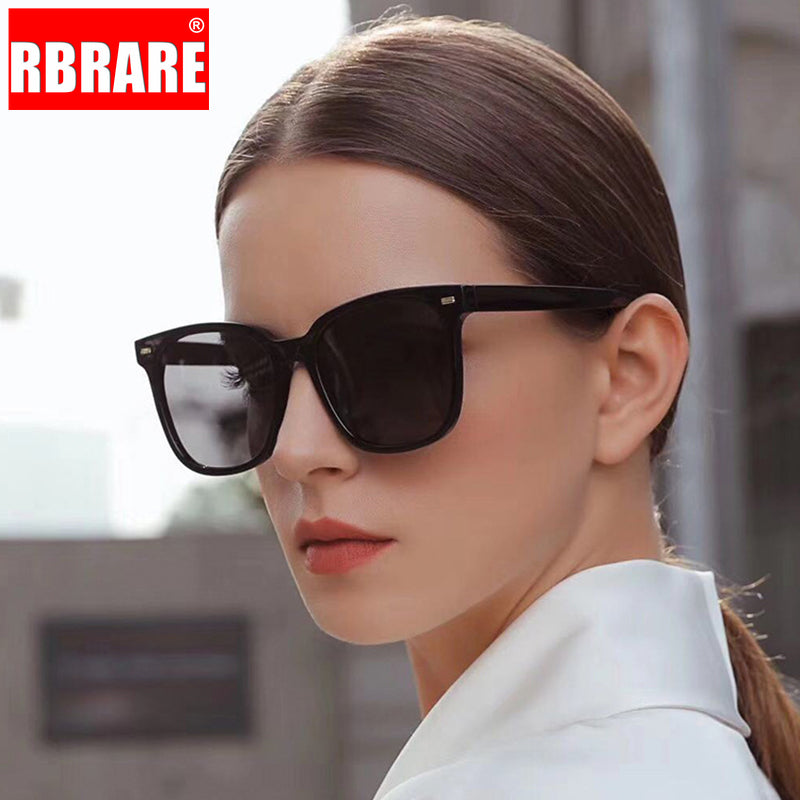 RBRARE Retro Square Sunglasses Women Luxury Brand Sun Glasses for Women Vintage Men Sunglasses Square Oculos De Sol Feminino