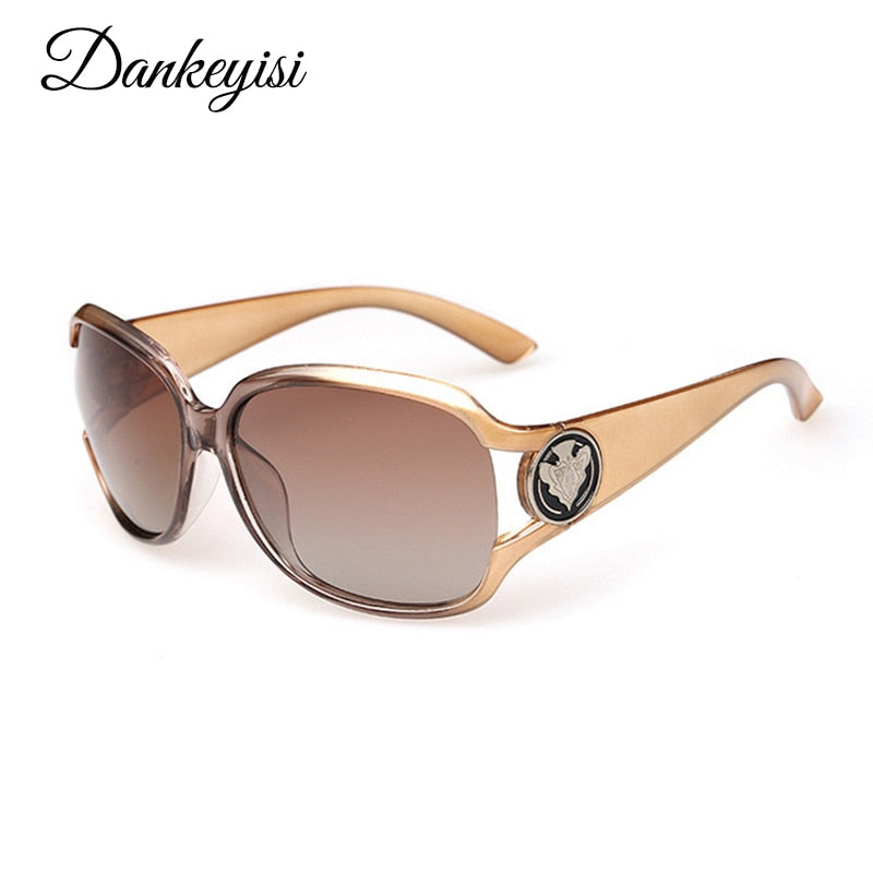 DANKEYISI Luxury Sunglasses Women Sunglasses Polarized Brand Designer Sunglasses 2020 Ladies Sunglasses Brand Sun Glasses Female