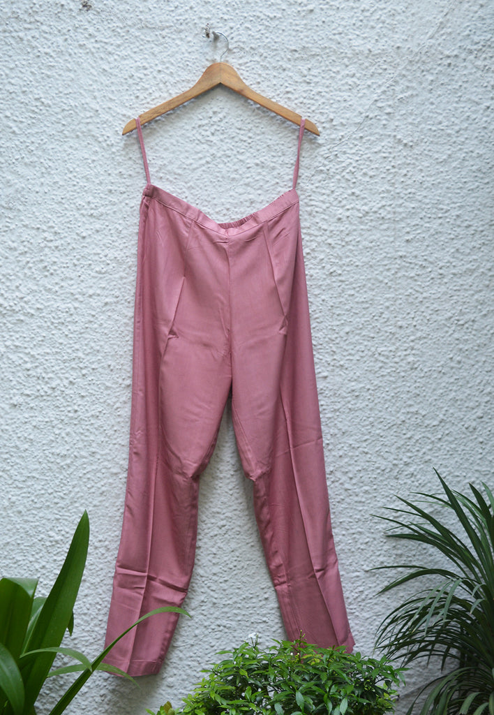 Onion Pink Kurta Set.