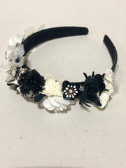 LAURIS Floral band-SOLD