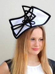 Geometric Headpiece