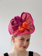 fluted disc headpiece