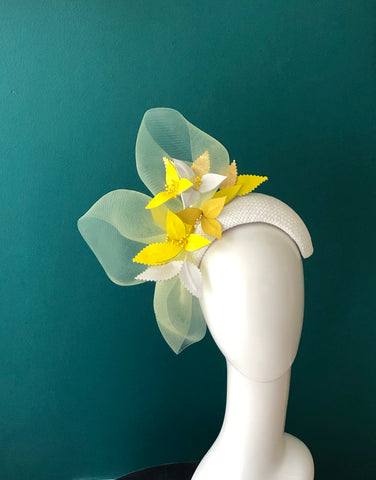 PETALS -  bandeau headpiece