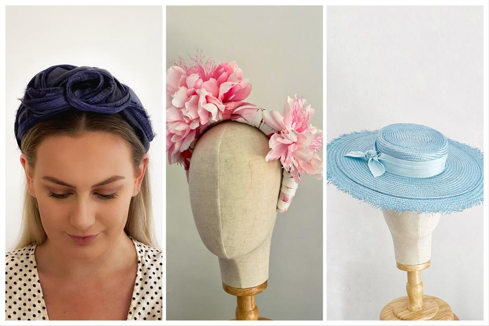 Fashion millinery Spring / Summer 2014