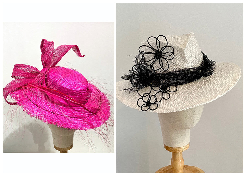 sassy Millinery - Derby day edit