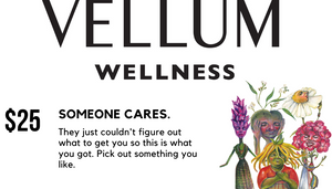 Load image into Gallery viewer, Vellum Wellness Twenty Five Dollar Gift Card