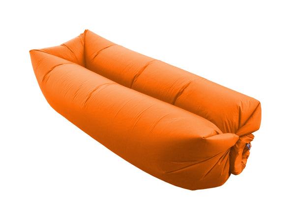 Air Sofa Gonflable Ultra Résistant Et Confortable - Orange