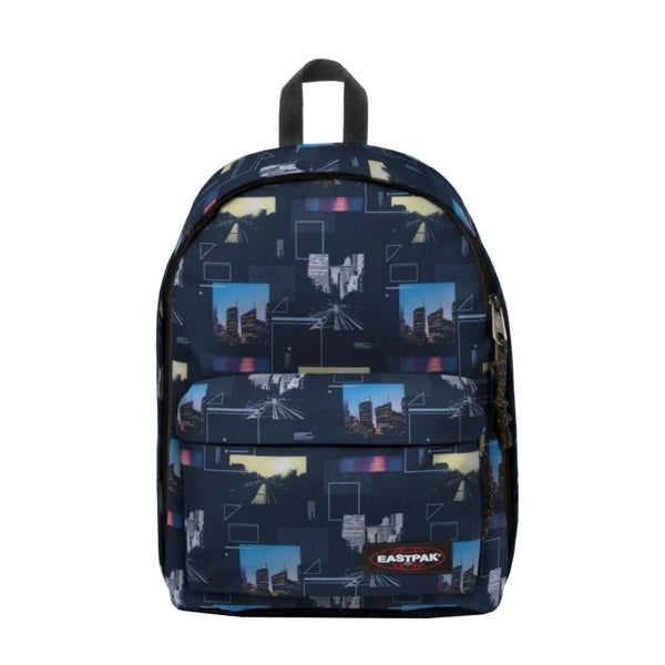 EASTPAK Sac à dos Out Of Office  - Shapes Blue