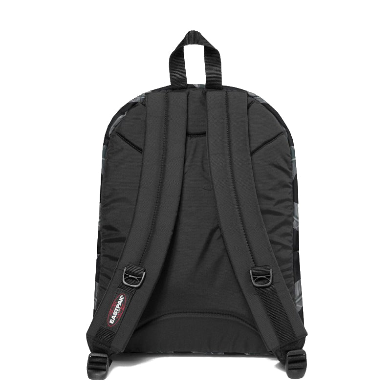 EASTPAK Sac à dos Pinnacle - Brize Leaves Black