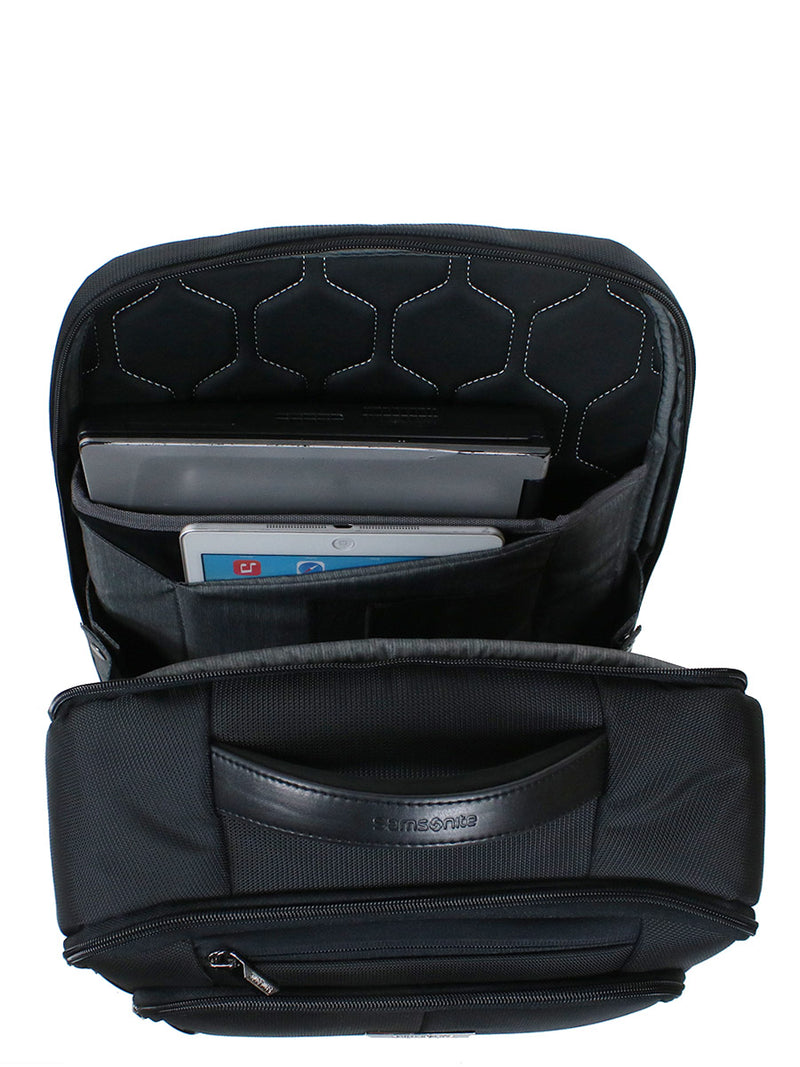 Samsonite XBR Sac à dos Laptop 17,3 Pouces Cartable, 51 cm