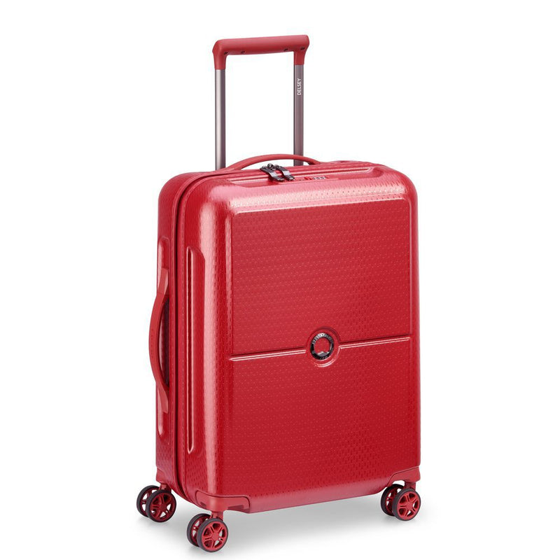 "Delsey ""Turenne"" Valise Trolley 4 doubles roues 55 cm"