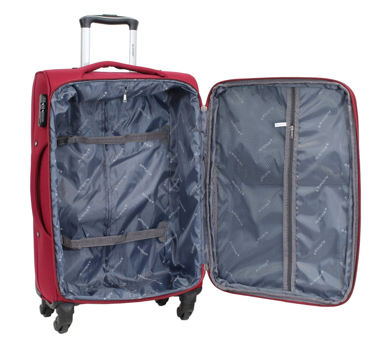 "Alistair ""Plume"" Valise Taille Moyenne 67cm"