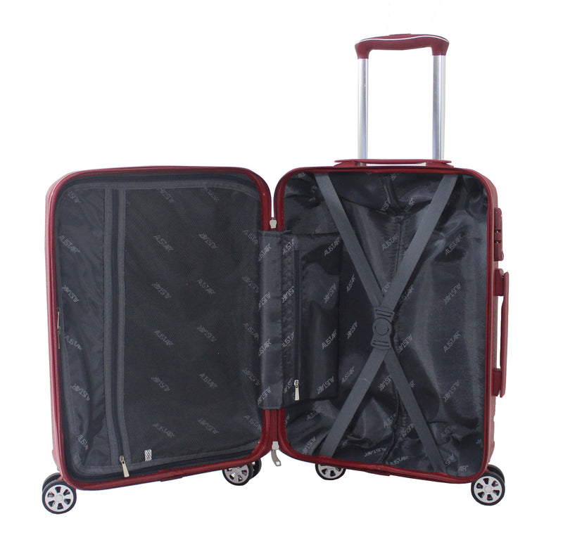 "Alistair ""Iron Plus"" Valise Trolley Cabine"