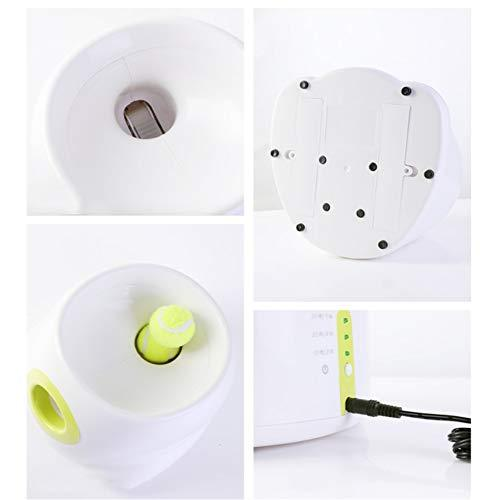 AUTOMATIC TENNIS BALL LAUNCHER