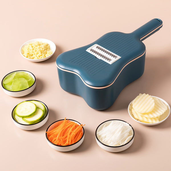 Ukulele Multi-function vegetable cutter