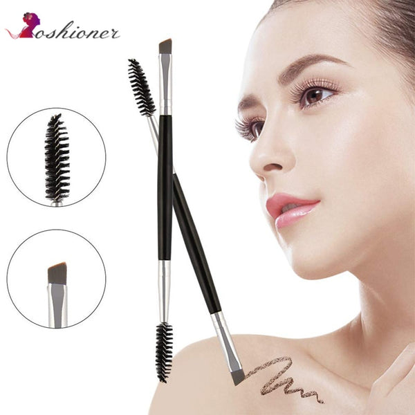 Double-End Angled Mascara