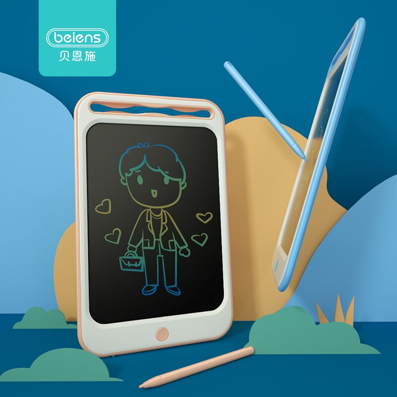 Children Drawing Tablet Scratch Painting