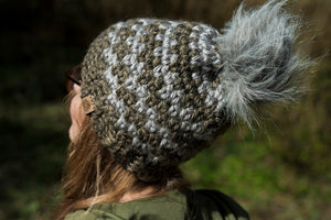 Crochet Pattern: The Pheasant Beanie