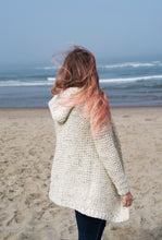 Load image into Gallery viewer, Crochet Pattern: The Albatross Hooded Cardigan