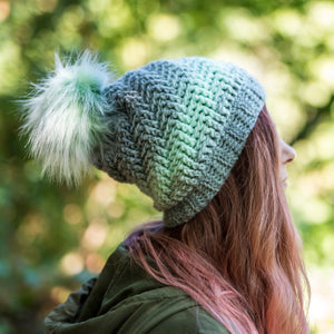 Crochet Pattern: The Tanager Beanie