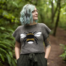 Load image into Gallery viewer, Crochet Pattern: The Bumble Tee