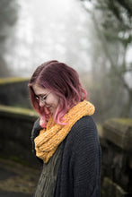Load image into Gallery viewer, Crochet Pattern: The Mockingbird Infinity Scarf