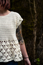 Load image into Gallery viewer, Crochet Pattern: The Tern Tunic Dress