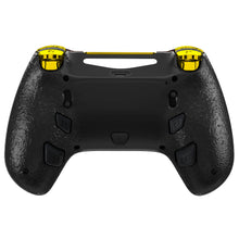 Load image into Gallery viewer, HexGaming eSports HYPER Controller for PS4 customized controller PC Wireless FPS eSport Gamepad - Wood Grain Gold