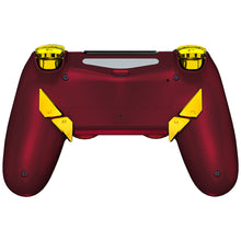 Load image into Gallery viewer, HexGaming EDGE Controller Back Buttons & Thumbsticks & Hair Trigger for PS4 Pro custom controller FPS eSport Gampad - Shadow Red