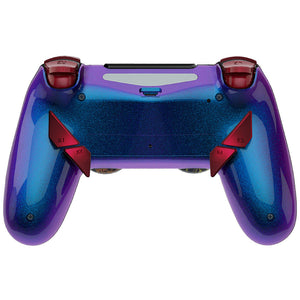 HexGaming Customizable EDGE Controller for ps4 pro custom controller eSports FPS Game controller - Neon Novel