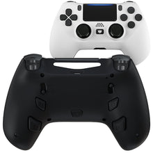 Load image into Gallery viewer, HEX eSports FPS HYPER Controller 4 Mappable Rear Buttons & Trigger Stop for PS4 PC Wireless - White