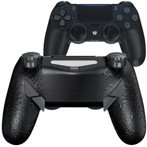 HEX eSports FPS EDGE Controller 4 Mappable Rear Buttons for PS4 PC Wireless - Black