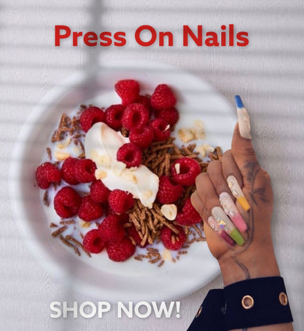PRESS ON NAILS