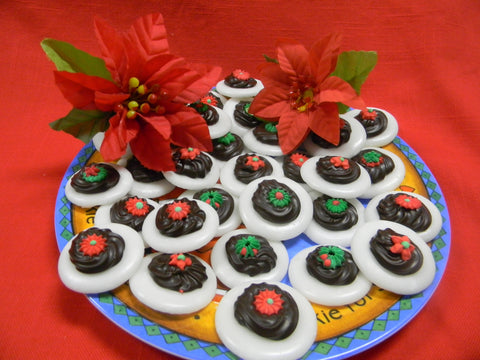 Decorated Mints