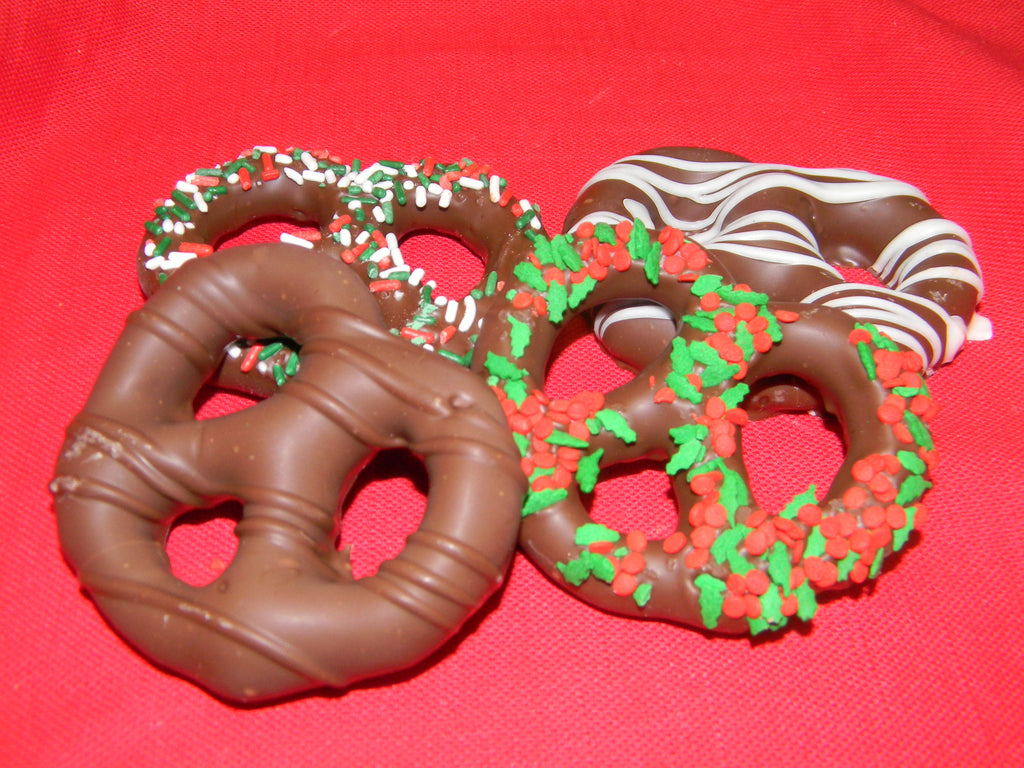 Christmas Pretzels (Large)
