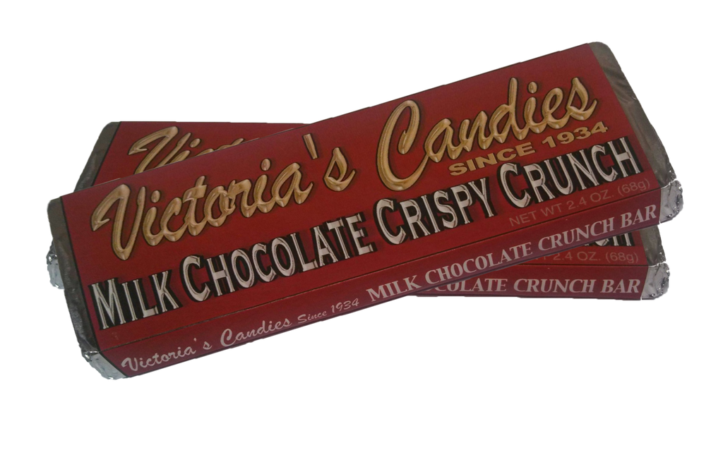 Milk Chocolate Crispy Crunch Bar