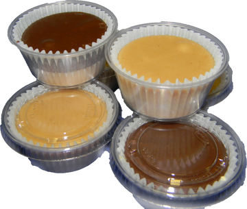 Fudge Cups (3oz.)