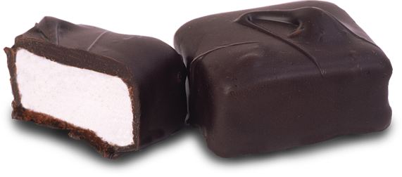 Chocolate Covered Marshmellow